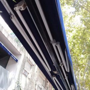 Colocacion de toldos en zona sur - Lanus - Avellaneda